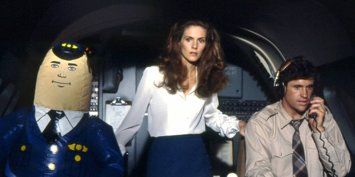 Considerado o filme mais engraçado de todos os tempos, 'Airplane!' está disponível na Amazon Prime