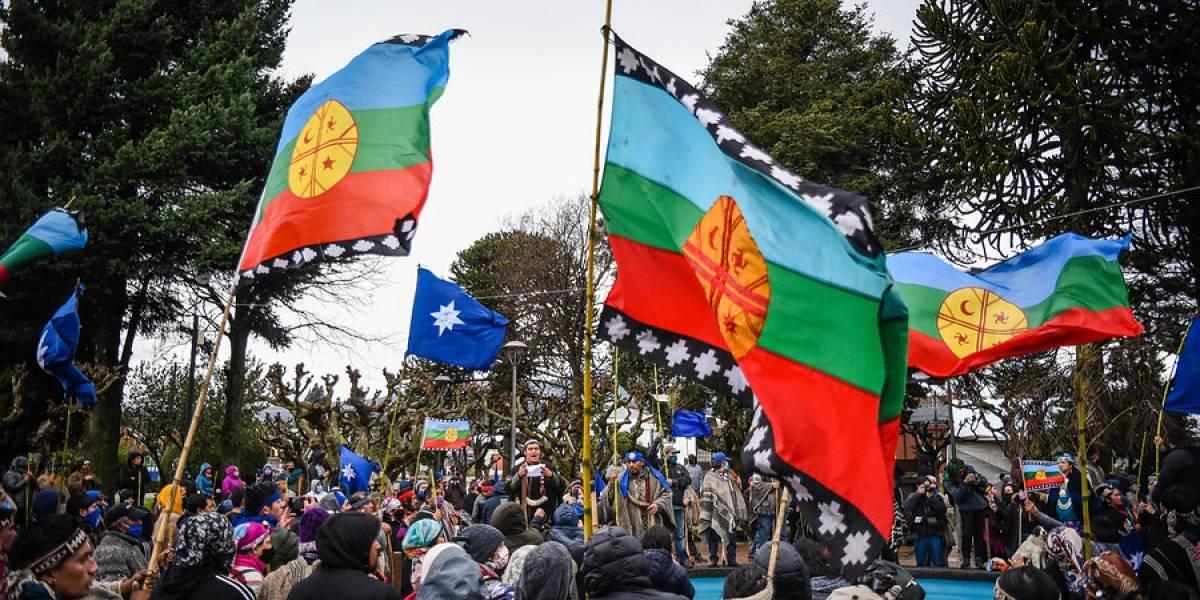 Comuneros mapuche de Angol depusieron huelga de hambre tras 123 días