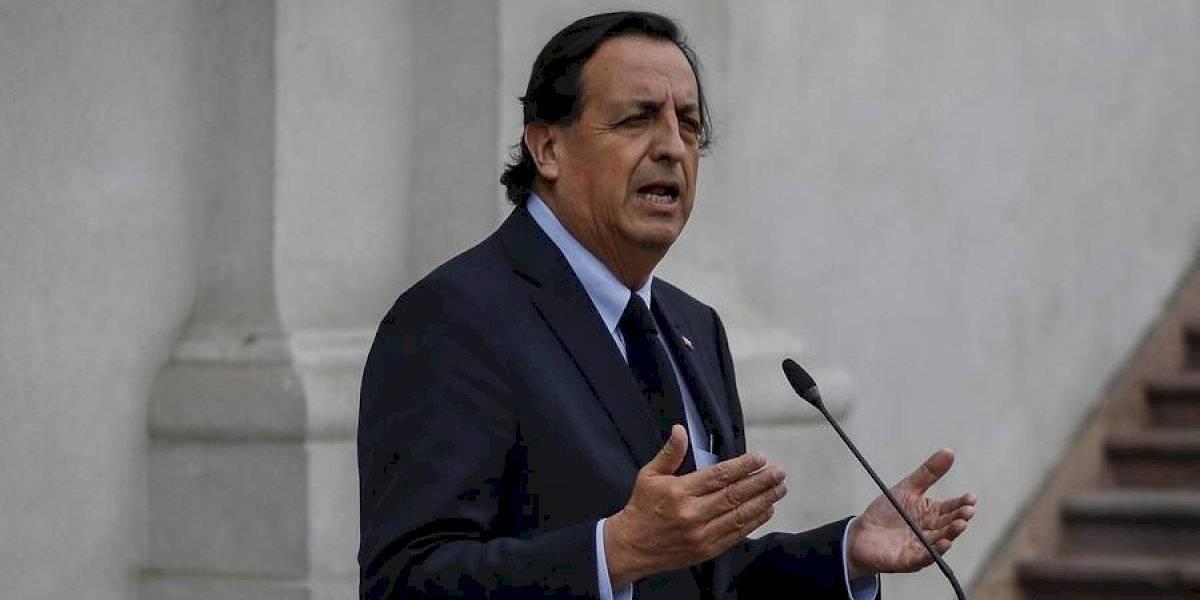 """Ministro Víctor Pérez y paro de camioneros: """"No hubo violencia, por lo que no se justificaba la Ley de Seguridad del Estado"""""""