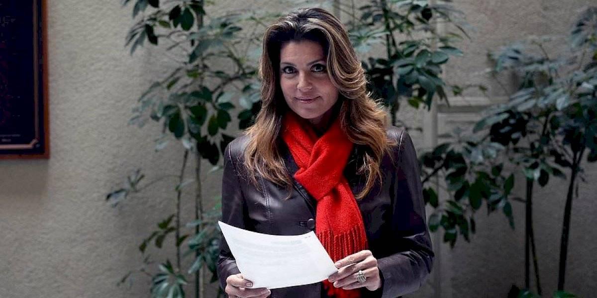 """Andrea Molina y su regreso a la política: """"Se han comunicado conmigo de Chile Vamos en general para ofrecerme varios cargos"""""""