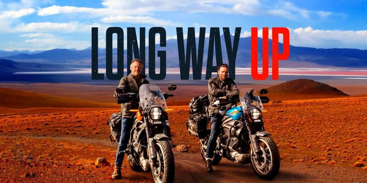 Apple TV+ presenta el tráiler oficial de 'Long Way Up'