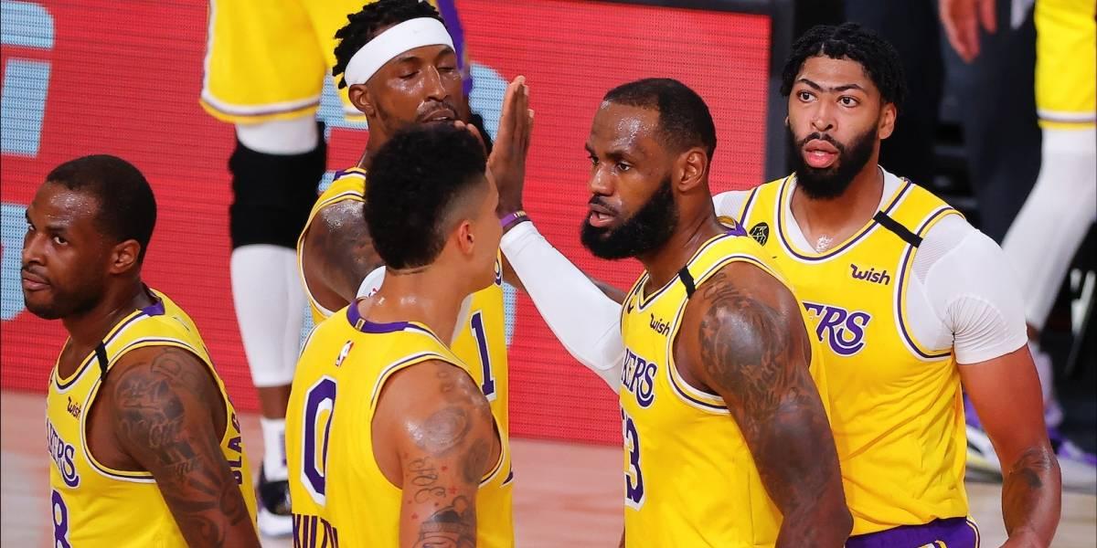 Lakers vs. Rockets | EN VIVO ONLINE GRATIS Link y dónde ver en TV playoffs de la NBA: Juego 1, canal y streaming
