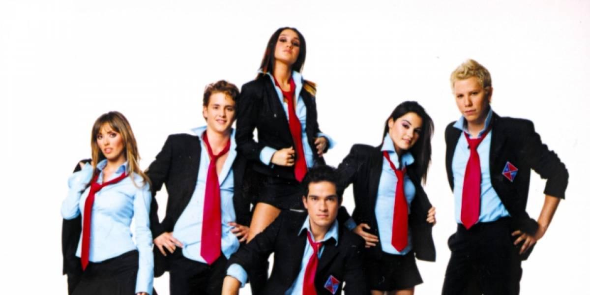 La música de RBD regresa a las plataformas digitales
