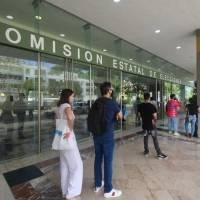 Casi 30 funcionarios de la CEE tuvieron acceso a la vacuna contra el COVID