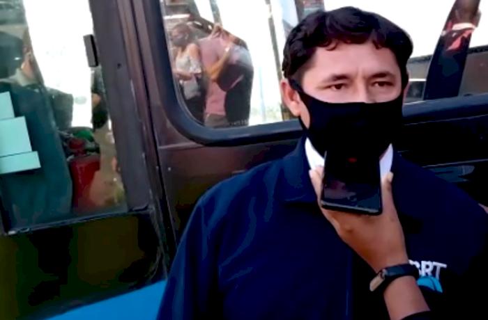 Motorista salva vidas de passageiros em acidente de BRT no Rio de Janeiro