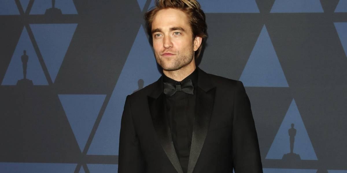 """Detienen el rodaje de """"The Batman"""" porque Robert Pattinson tiene COVID-19"""