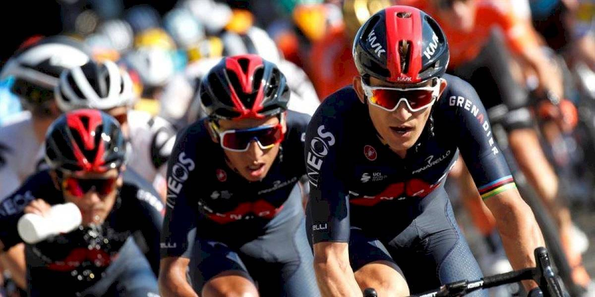 Tour de Francia (Etapa 8) Cazeres-Sur-Garonne - Loudenvielle | EN VIVO ONLINE GRATIS Link y dónde ver en TV: etapas, canal, perfil, horario y colombianos