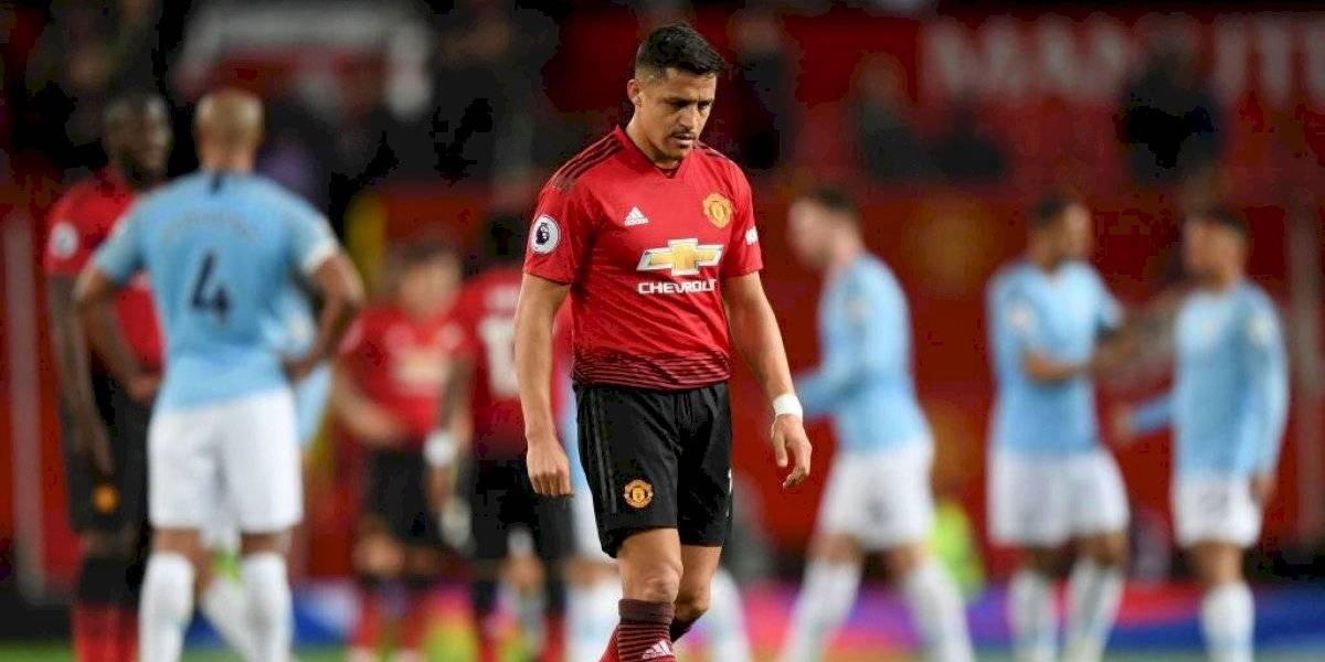 """Alexis Sánchez contó la verdad de su paso por Manchester United: """"El primer día pregunté si podía volver al Arsenal"""""""