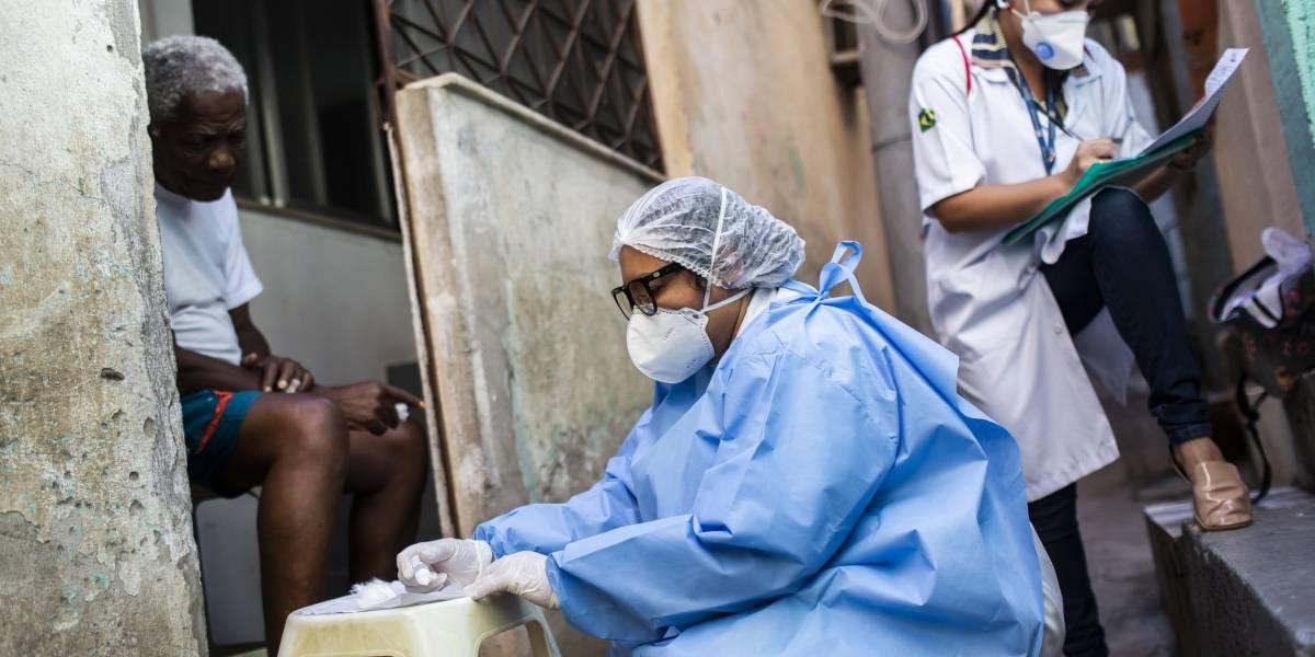 Mortes por covid-19 no Brasil sobem para 135,7 mil; veja balanço de sexta