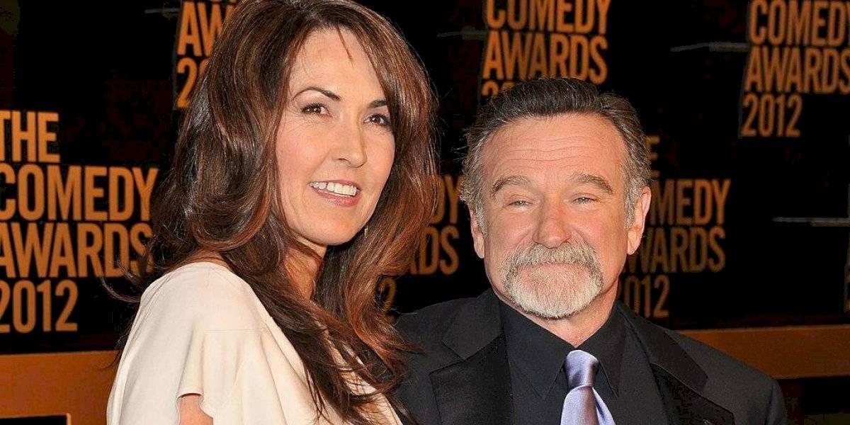 Duro testimonio de la viuda de Robin Williams sobre últimos días del actor