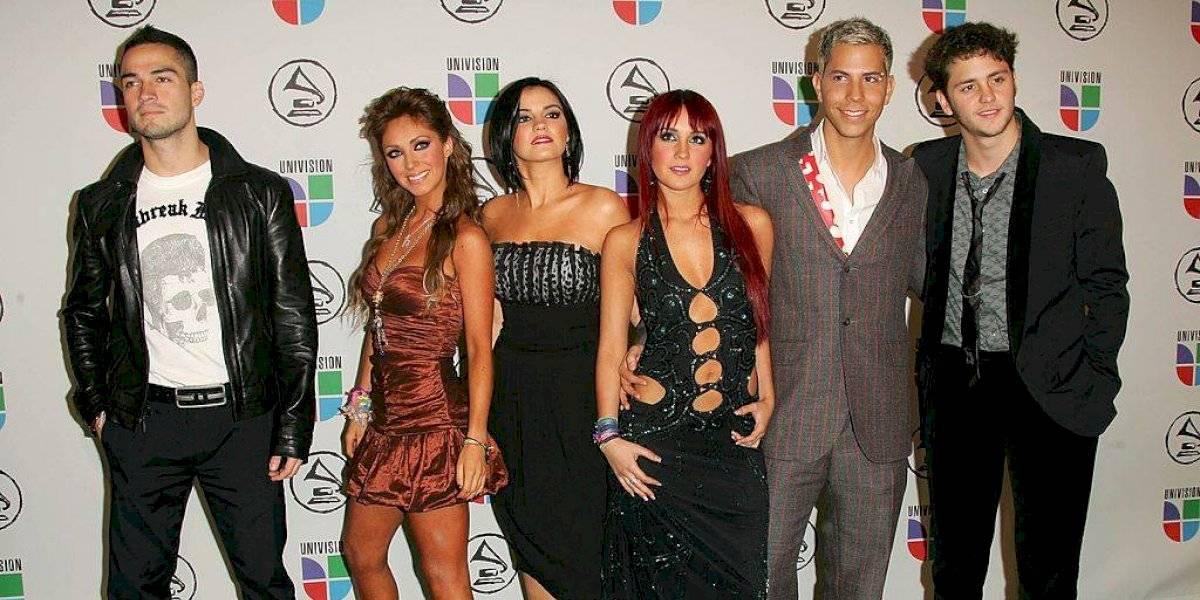RBD llega a Spotify desatando la nostalgia entre sus fanáticos