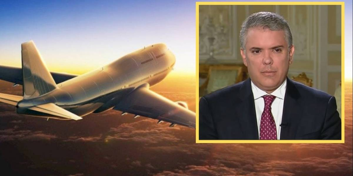 La durísima crítica de reconocida aerolínea a Duque por préstamo a Avianca