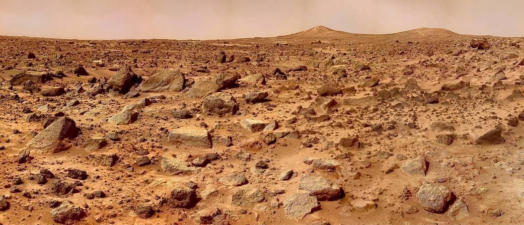 Marte Imagen del día