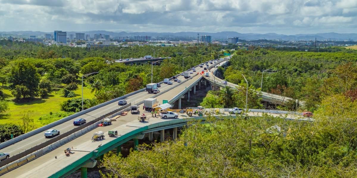 Cierran puente sobre el Caño Martín Peña