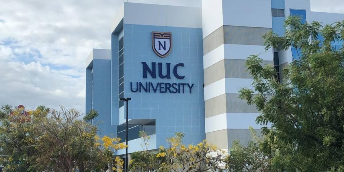 NUC University regresará a clases presenciales en agosto
