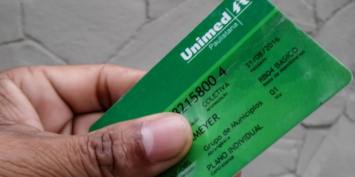 ANS suspende 11 planos de saúde da Unimed