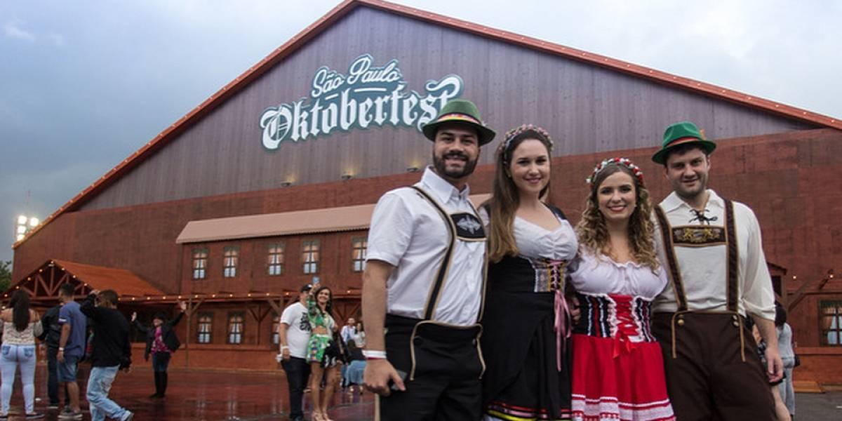 Tradicional festa alemã, Oktoberfest de São Paulo é adiada para 2021