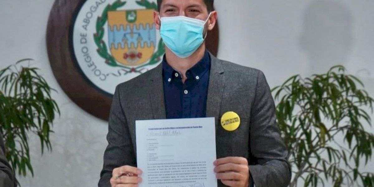 Manuel Natal se compromete a defender pensiones de trabajadores Municipio de San Juan