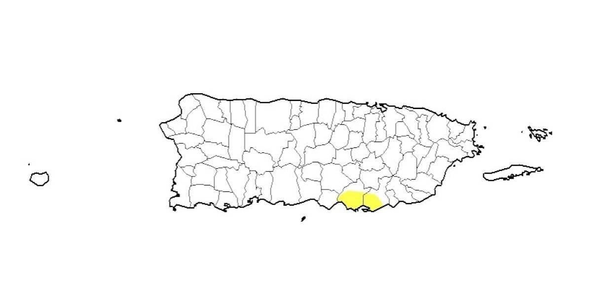 97 por ciento de Puerto Rico no reporta niveles de sequía