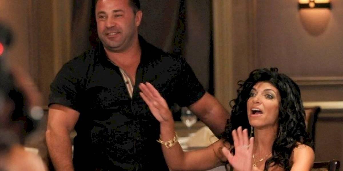 Joe y Teresa Giudice concretan su divorcio tras 20 años juntos