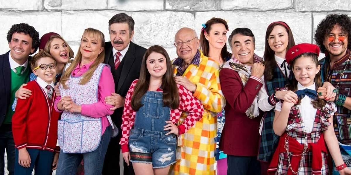 """Mira cómo ha cambiado el elenco principal de """"Una familia de diez"""" a 13 años del estreno de la serie"""