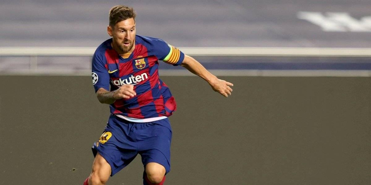 """Lionel Messi: """"Jamás iría a juicio contra el club de mi vida, por eso me voy a quedar en el Barcelona"""""""