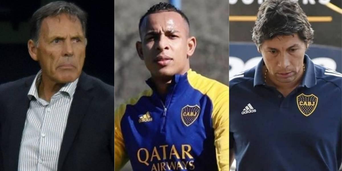 AUDIO   Presidente de Boca Juniors ratificó que Sebastián Villa no jugará  hasta que resuelva su situación judicial (JUGADORES COLOMBIANOS EN EL  EXTERIOR, Amor Ameal, Riquelme Russo, Bermúdez)