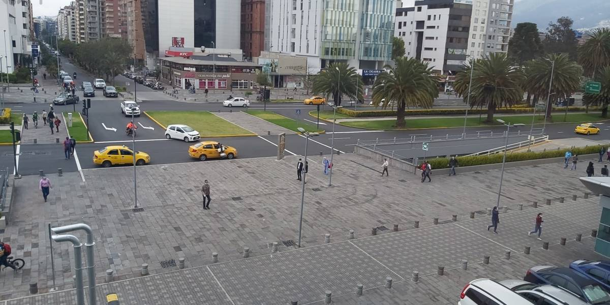 Hoy el toque de queda en Quito se inicia a las 23:00