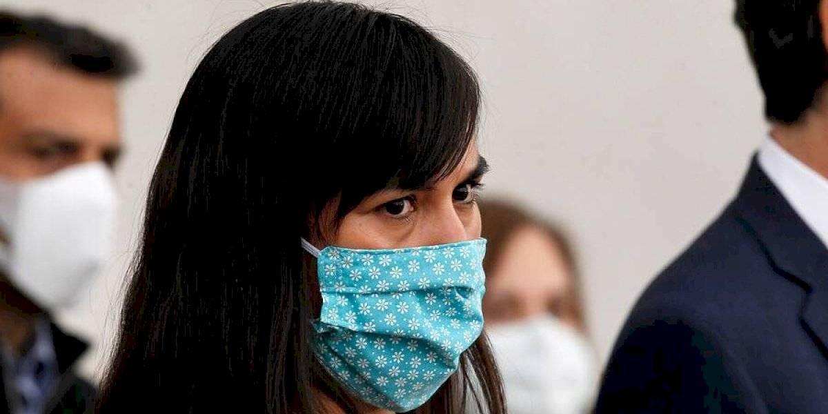 """Izkia Siches se molestó luego que Gobierno subiera el sueldo a Carabineros """"mientras suspenden honorarios de urgencia"""""""