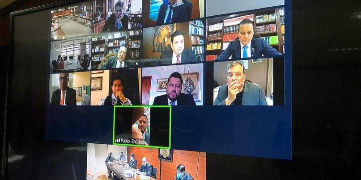 7 de septiembre: Corte emitirá sentencia en caso Sobornos 2012 - 2016