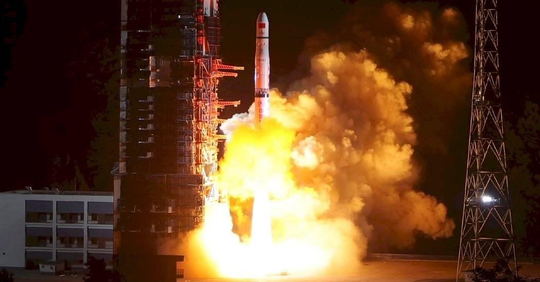 Nave espacial de China