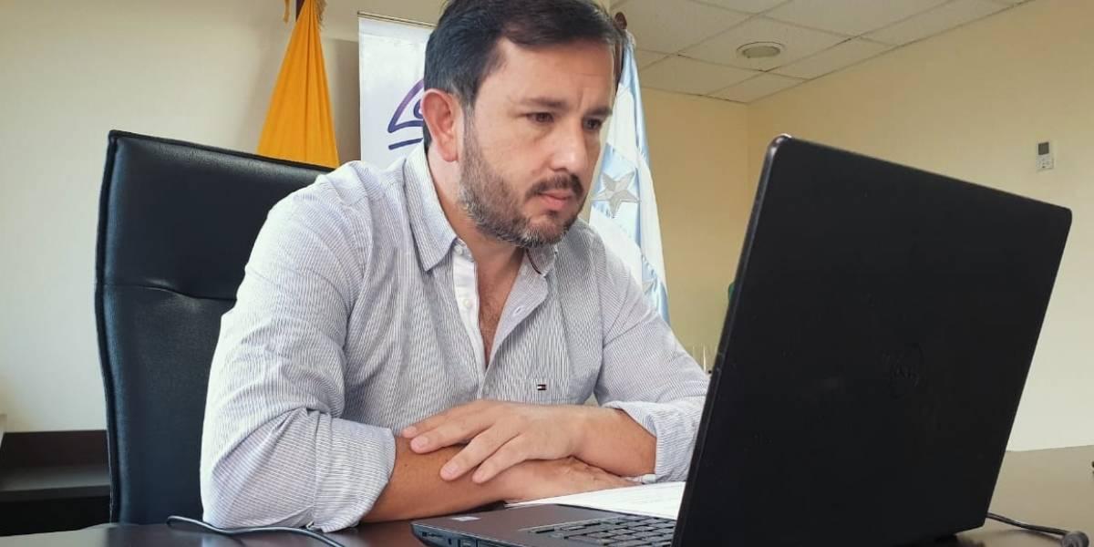 Iván Granda renunció al Ministerio de Inclusión Económica y Social