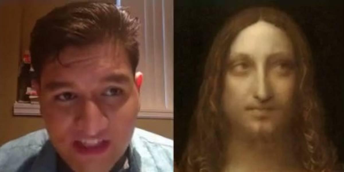 """Conoce al hombre que creó un """"clon"""" de Jesús con IA"""