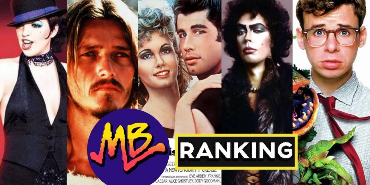 Revisamos las mejores películas musicales en un nuevo Ranking de Mundo Bizarro