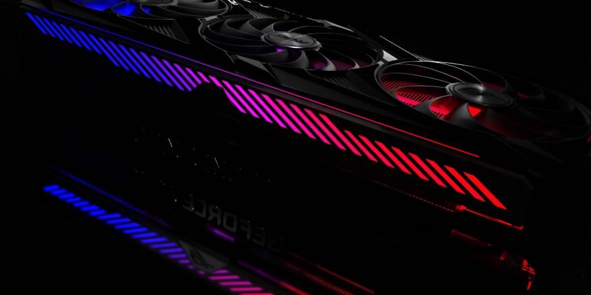 Asus nos muestra cómo van a ser sus GPU NVIDIA GeForce RTX 30 Series
