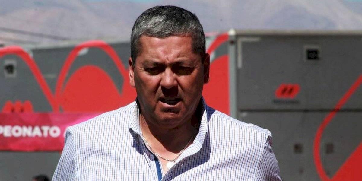 Un nuevo caso de covid-19 en el fútbol chileno: Cobresal confirma el positivo de Gustavo Huerta