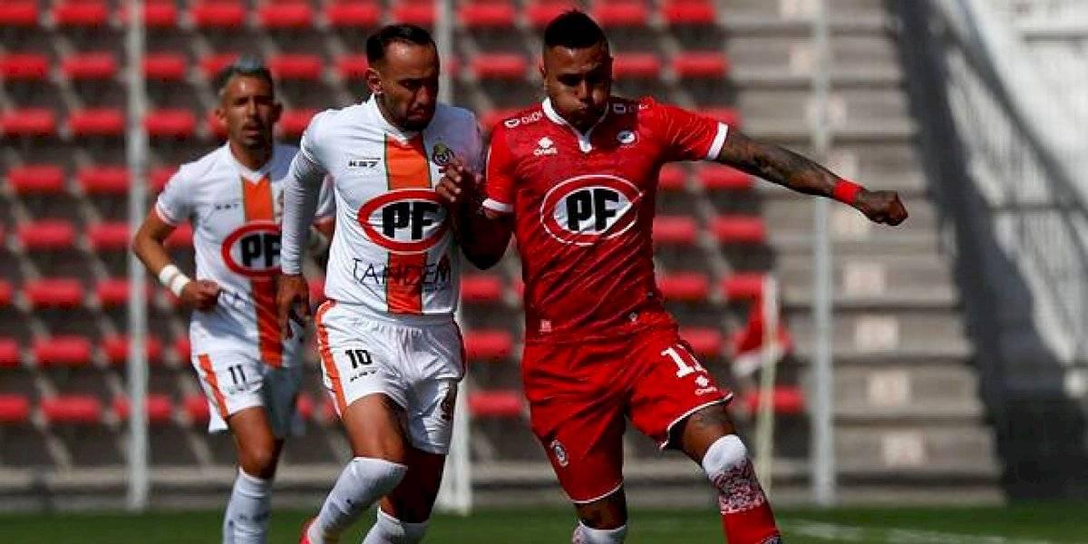 Unión La Calera empata con Cobresal y queda como líder exclusivo del Campeonato Nacional