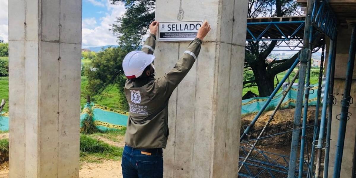 Alcaldía suspendió polémicas obras en el Humedal Juan Amarillo