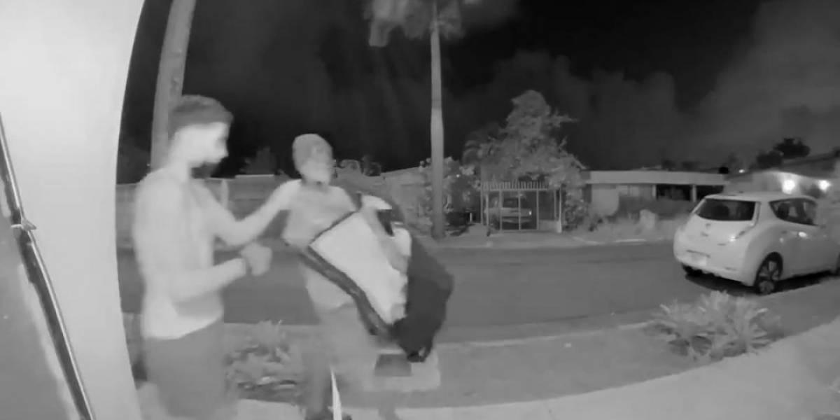 FBI ofrece miles en recompensa por robo de propiedad sensitiva a un agente