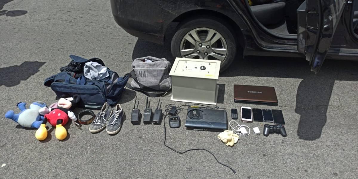 Robo en Ambato: así fue la captura de sujetos que entraron a casa durante clase virtual
