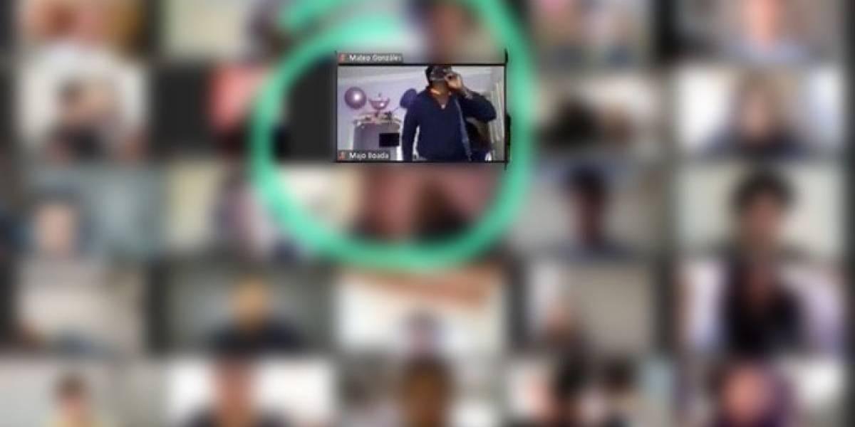 VIDEO: Asaltan a estudiante mientras tomaba clases por Zoom