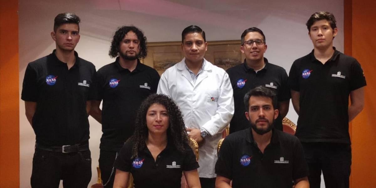 La primera mujer que irá a la Luna conducirá un vehículo creado por colombianos
