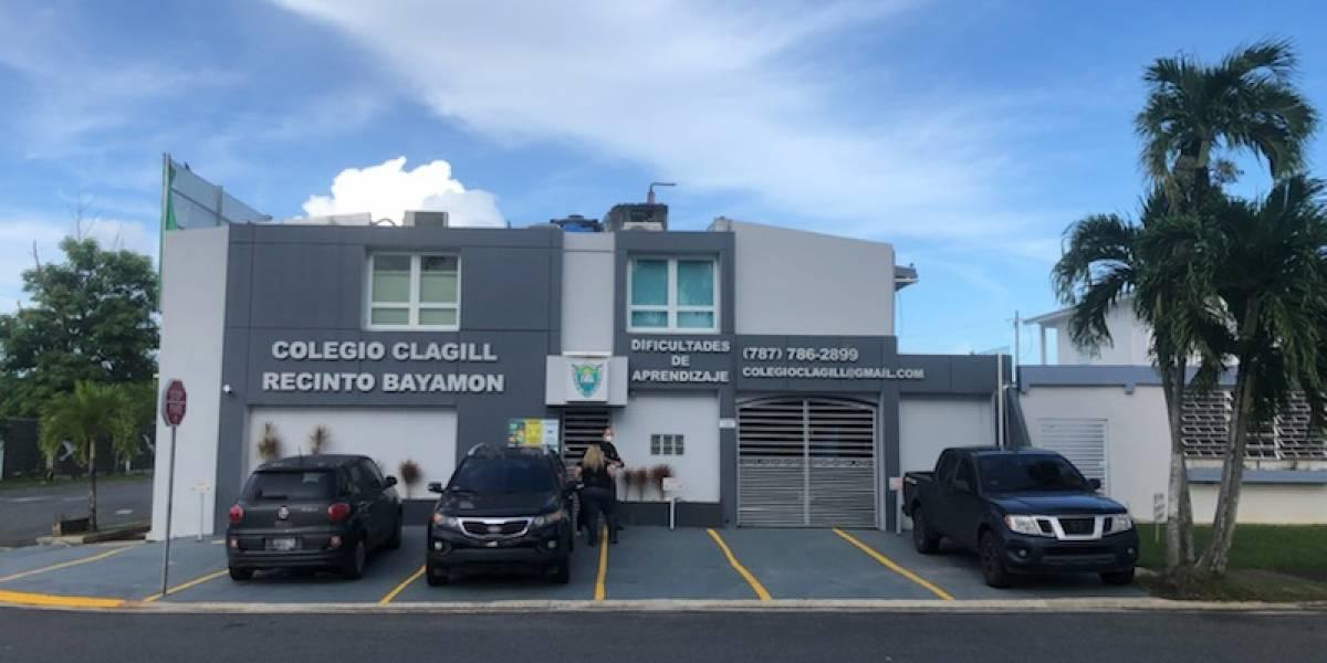 Salud ordena cierre de colegio en Bayamón que estaba dando clases presenciales