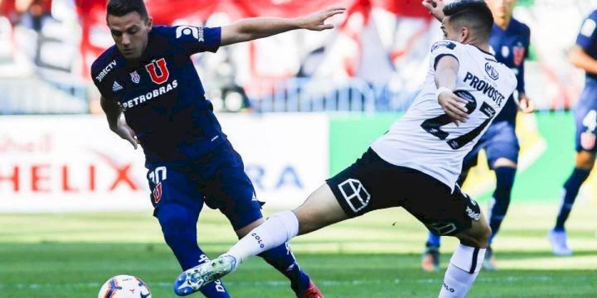 ¿Y quién dirigirá el Superclásico? Anfp definió los árbitros para la jornada dominical