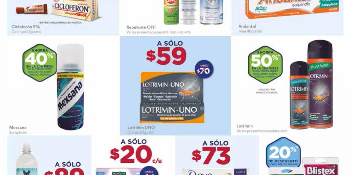 Catálogo Farmacias del Ahorro Septiembre de 2020, página 28