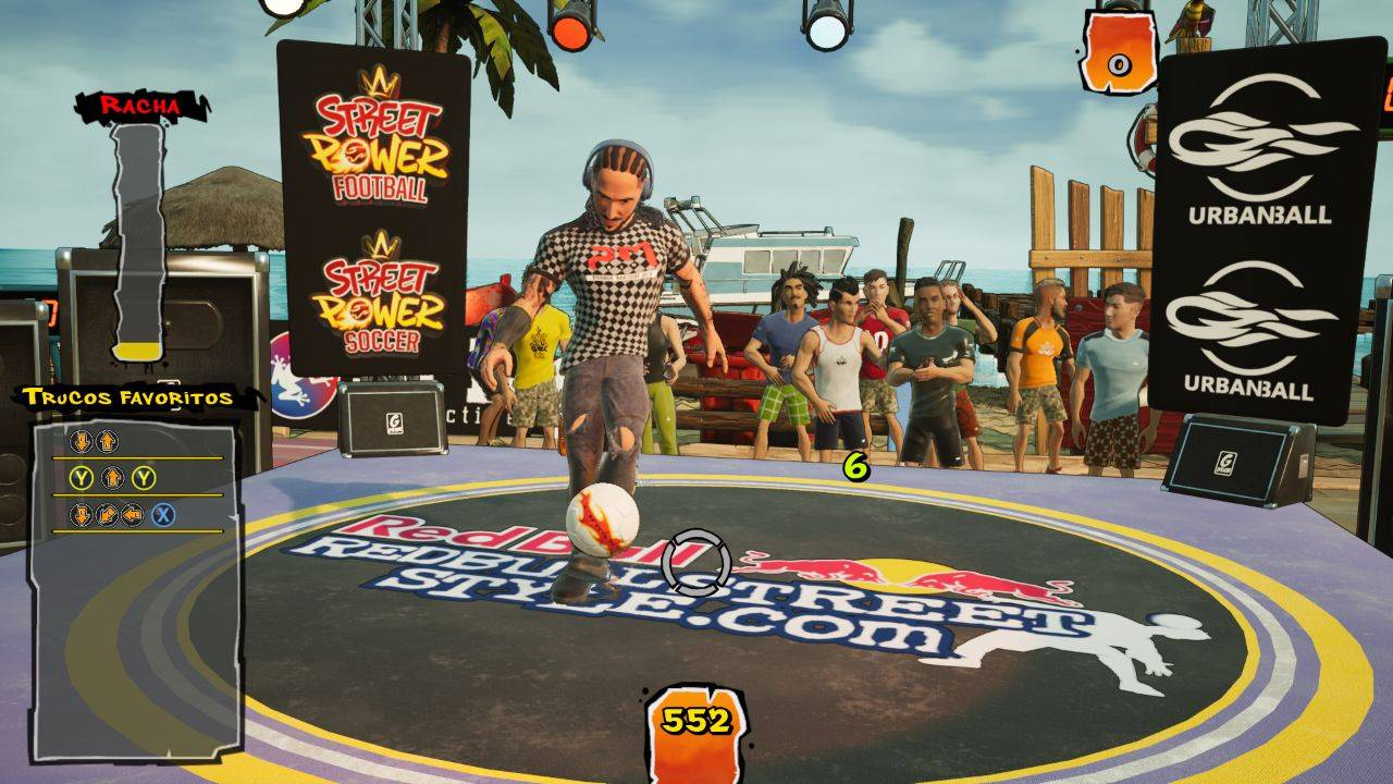 Street Power Football review