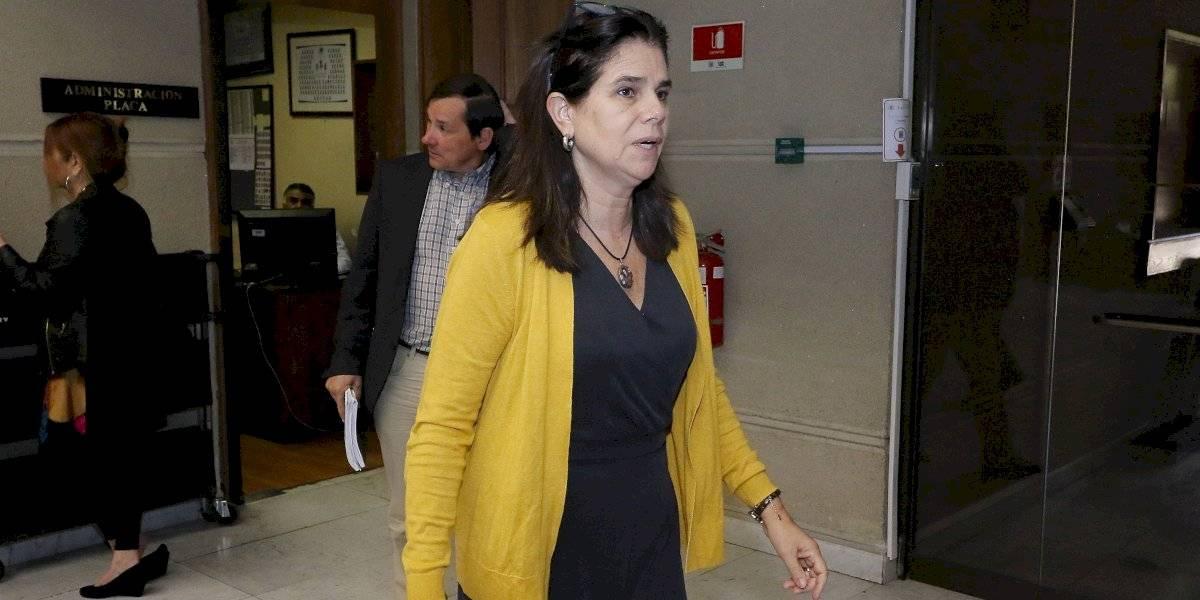 """Diputada Ximena Ossandón: """"Es inaceptable que Colo Colo guarde silencio frente a una agresión de violencia contra la mujer"""""""
