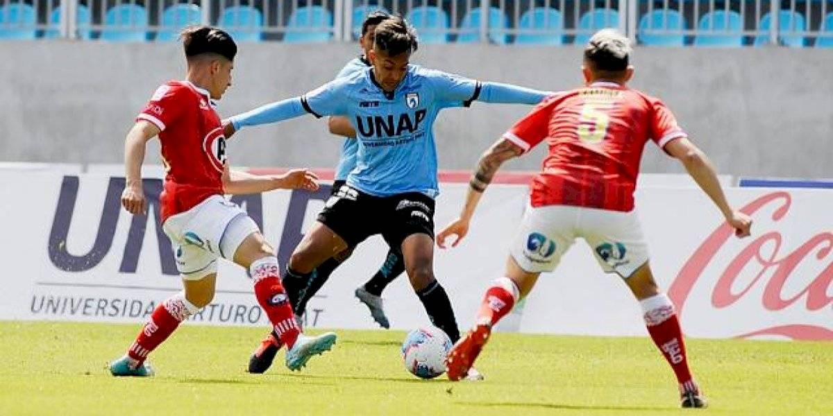 Deportes Iquique vence por la mínima a Huachipato y escala al décimo puesto en el Campeonato Nacional