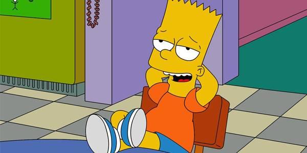 Los Simpson Bart