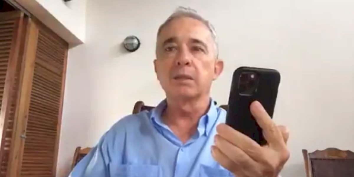 En audiencia, jueza tomó una última decisión sobre la detención de Álvaro Uribe